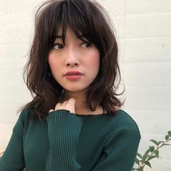 フェミニン 冬 大人かわいい デート ヘアスタイルや髪型の写真・画像