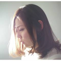 ミディアム ゆるふわ 春 ガーリー ヘアスタイルや髪型の写真・画像