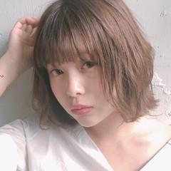 愛され アンニュイほつれヘア ナチュラル 大人かわいい ヘアスタイルや髪型の写真・画像