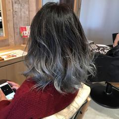エレガント 外国人風カラー ブリーチ 冬 ヘアスタイルや髪型の写真・画像
