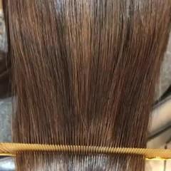 髪質改善 ナチュラル ロング 髪質改善トリートメント ヘアスタイルや髪型の写真・画像
