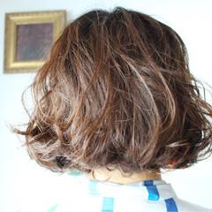 色気 外ハネ 切りっぱなし ナチュラル ヘアスタイルや髪型の写真・画像
