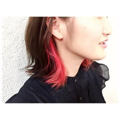 アッシュ グラデーションカラー 外国人風 大人かわいい ヘアスタイルや髪型の写真・画像