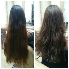 外国人風 ガーリー フェミニン ゆるふわ ヘアスタイルや髪型の写真・画像
