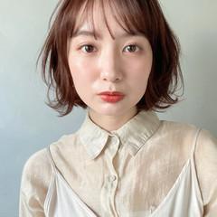 デジタルパーマ デート ゆるふわパーマ 大人かわいい ヘアスタイルや髪型の写真・画像
