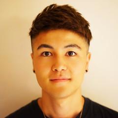 メンズ メンズパーマ ベリーショート メンズヘア ヘアスタイルや髪型の写真・画像
