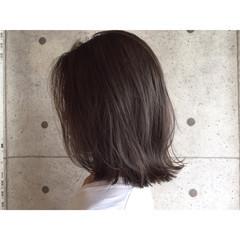 ブルージュ 暗髪 オリージュ 色気 ヘアスタイルや髪型の写真・画像