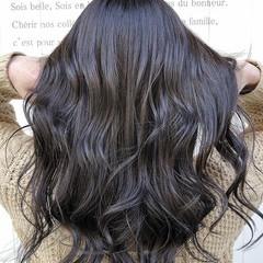 イルミナカラー 大人可愛い グレージュ 透明感カラー ヘアスタイルや髪型の写真・画像