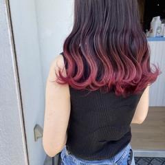 おしゃれさんと繋がりたい 透明感 透明感カラー ブリーチ必須 ヘアスタイルや髪型の写真・画像