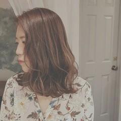 外国人風 アッシュ グラデーションカラー グレージュ ヘアスタイルや髪型の写真・画像
