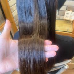 ロング ショートボブ ウルフカット ナチュラル ヘアスタイルや髪型の写真・画像
