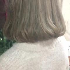ヘアアレンジ ボブ 簡単ヘアアレンジ フェミニン ヘアスタイルや髪型の写真・画像