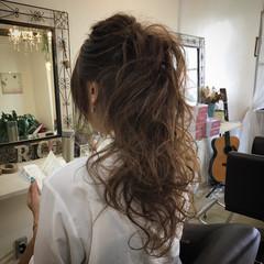 女子会 上品 エレガント 色気 ヘアスタイルや髪型の写真・画像