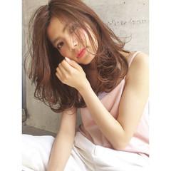 大人かわいい 外国人風 かわいい 色気 ヘアスタイルや髪型の写真・画像
