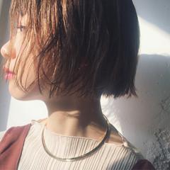 外ハネ グラデーションカラー ナチュラル こなれ感 ヘアスタイルや髪型の写真・画像