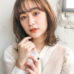 ウルフカット 簡単ヘアアレンジ デジタルパーマ レイヤーカット ヘアスタイルや髪型の写真・画像