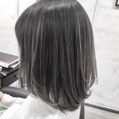 ヘアアレンジ ミディアム ストリート ヘアスタイルや髪型の写真・画像