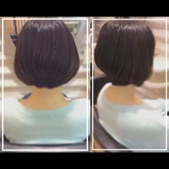 社会人の味方 大人ヘアスタイル ナチュラル 白髪染め ヘアスタイルや髪型の写真・画像