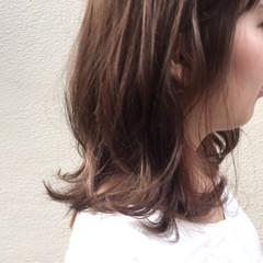 ミディアム 外国人風 ブリーチ ストリート ヘアスタイルや髪型の写真・画像