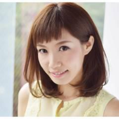 モテ髪 ミディアム ストリート ガーリー ヘアスタイルや髪型の写真・画像