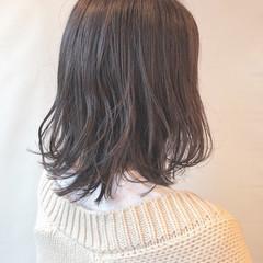 モテ髪 透明感カラー ナチュラル ナチュラル可愛い ヘアスタイルや髪型の写真・画像