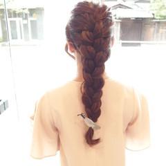 ヘアアレンジ ショート フェミニン 簡単ヘアアレンジ ヘアスタイルや髪型の写真・画像