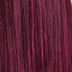 ダブルカラー レッド ロング 外国人風カラー ヘアスタイルや髪型の写真・画像