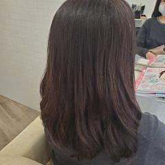 デジタルパーマ 艶髪 縮毛矯正 縮毛矯正名古屋市 ヘアスタイルや髪型の写真・画像