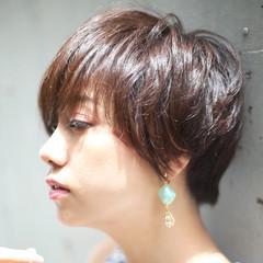 大人女子 ふわふわ フェミニン マッシュ ヘアスタイルや髪型の写真・画像