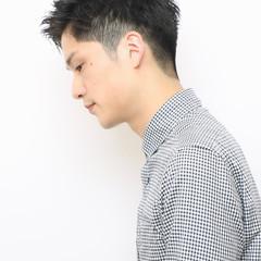 ショート メンズスタイル メンズカジュアル ナチュラル ヘアスタイルや髪型の写真・画像