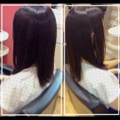 艶髪 ナチュラル 大人ヘアスタイル 髪質改善トリートメント ヘアスタイルや髪型の写真・画像