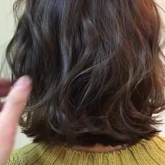アンニュイ 外ハネ 愛され ゆるふわ ヘアスタイルや髪型の写真・画像
