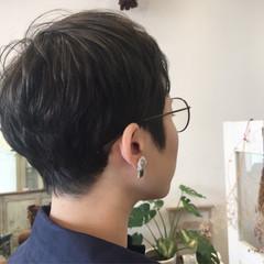 ヘアアレンジ ナチュラル ショート 春 ヘアスタイルや髪型の写真・画像