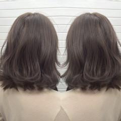 外国人風 アッシュ ナチュラル 渋谷系 ヘアスタイルや髪型の写真・画像