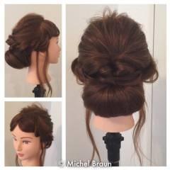 ロング コンサバ フェミニン モテ髪 ヘアスタイルや髪型の写真・画像