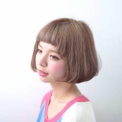 ナチュラル モテ髪 愛され ストリート ヘアスタイルや髪型の写真・画像