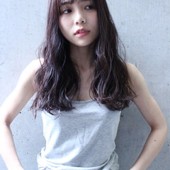 ピュア 外国人風 大人かわいい ゆるふわ ヘアスタイルや髪型の写真・画像