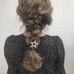 愛され 簡単ヘアアレンジ 上品 結婚式 ヘアスタイルや髪型の写真・画像