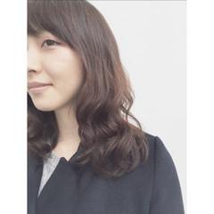 フェミニン ゆるふわ 簡単ヘアアレンジ ナチュラル ヘアスタイルや髪型の写真・画像