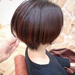 ショートカット 大人かわいい ショートヘア ショート ヘアスタイルや髪型の写真・画像