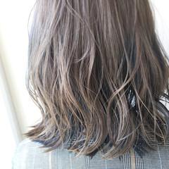 ロブ 抜け感 こなれ感 ヘアアレンジ ヘアスタイルや髪型の写真・画像