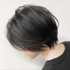 ショートボブ ショートヘア ショート 小顔ショート ヘアスタイルや髪型の写真・画像