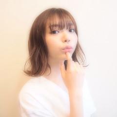 ガーリー ヘアアレンジ 夏 ゆるふわ ヘアスタイルや髪型の写真・画像