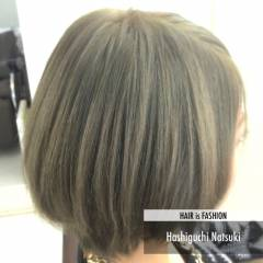 モテ髪 ナチュラル グラデーションカラー ストリート ヘアスタイルや髪型の写真・画像
