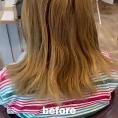 ブリーチ ストレート 縮毛矯正 ナチュラル ヘアスタイルや髪型の写真・画像