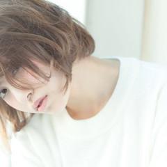 パーマ ナチュラル 簡単 大人かわいい ヘアスタイルや髪型の写真・画像