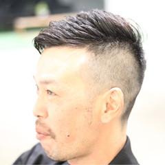 モード スポーツ ショート アウトドア ヘアスタイルや髪型の写真・画像