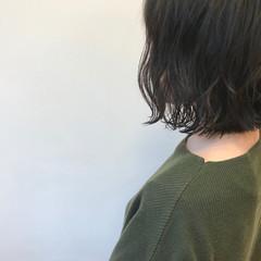 パーマ ゆるふわ 簡単 透明感 ヘアスタイルや髪型の写真・画像