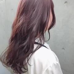 セミロング デート フェミニン 簡単ヘアアレンジ ヘアスタイルや髪型の写真・画像