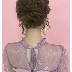 上品 結婚式 ボブ 大人女子 ヘアスタイルや髪型の写真・画像